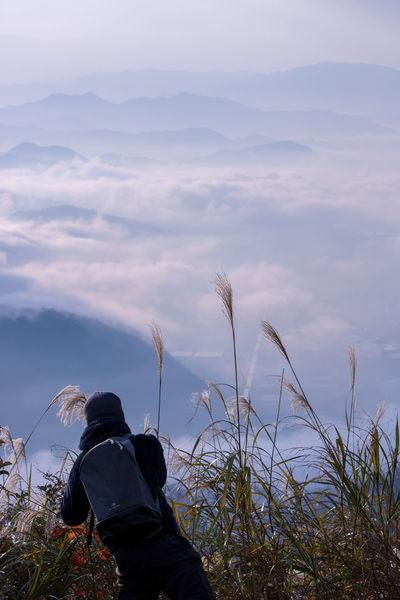 The Week On EyeEm EyeEmBestPics Eeyem Photography EyeEm Best Shots雲海 Outdoors Landscape Be. Ready.