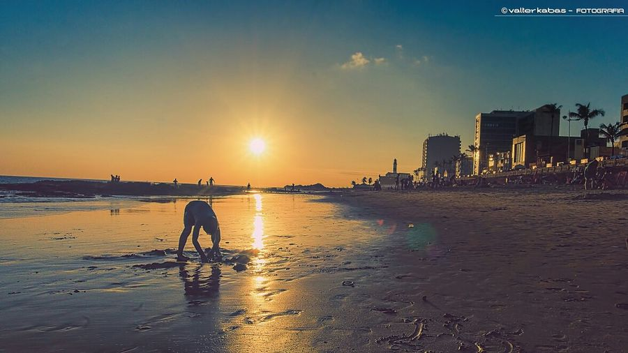 Sunset - Farol
