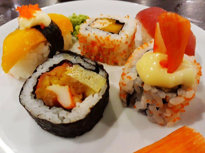 #sushi #Japanese #japan #Food #maki