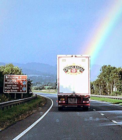 Chivas regal rainbow