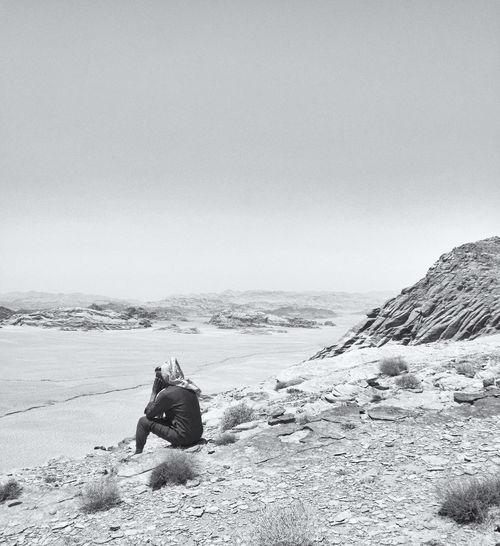 View over Wadi