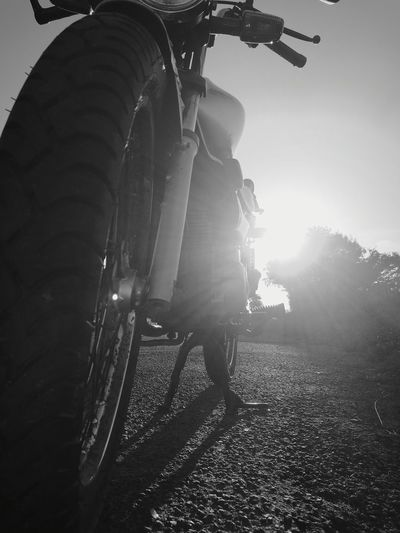 Honda cg125 with metzeler tyres Black And White Photography Black And White Phone Photography HuaweiP9Photography HuaweiP9 Hond Cg125 Honda Motorcycles Motorcycle
