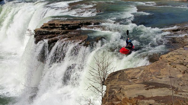 Q Qualified Qualified Kyaker Braving The Elements Taking On The Falls Challenging Nature No Fear Anticipation Showcase March Power Fast Movement Speeding Waters Powerful Roar Fast Kyak The Purist (no Edit, No Filter) On The Edge Dare To Live