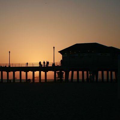 Beachlife Beachday Sunset