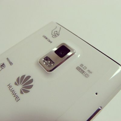 Huawei Ascendp1 U9200 8mpx camera
