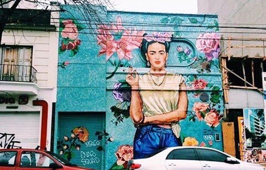 Khalo Art Wallpaper Pintura ArtWork Mexico Mexico City Pride