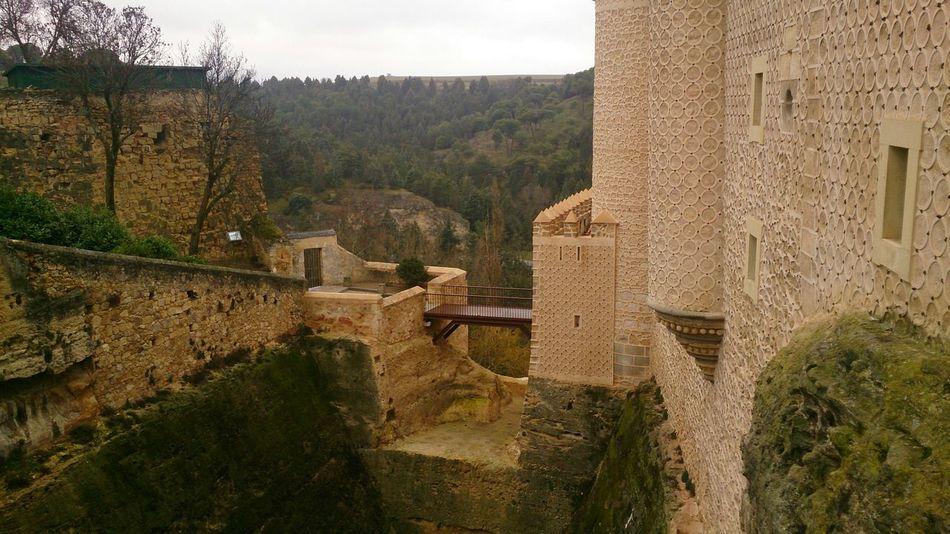 Unas Vistas muy Bonitas desde el Alcázar Segovia