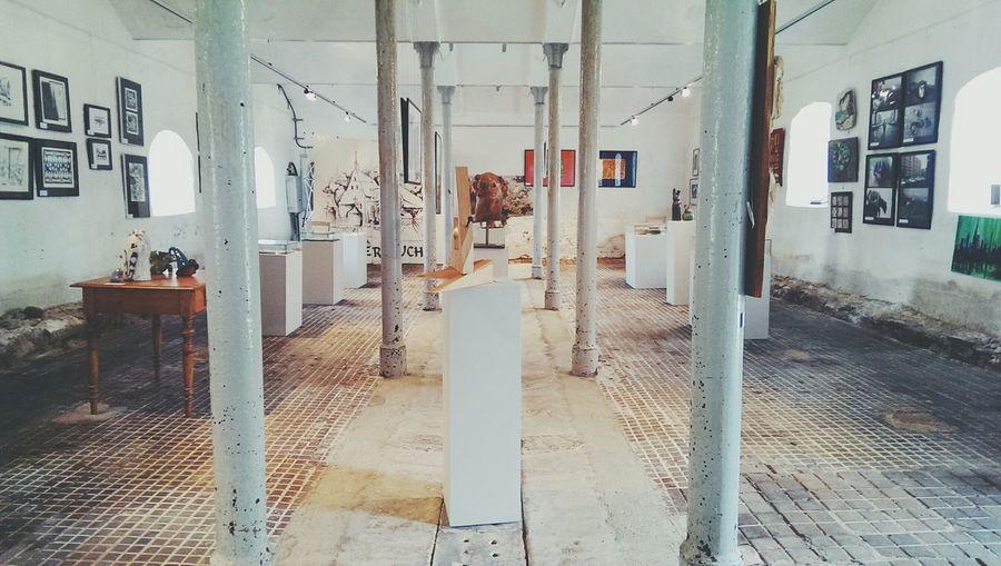 Museum Art ArtWork Art Gallery