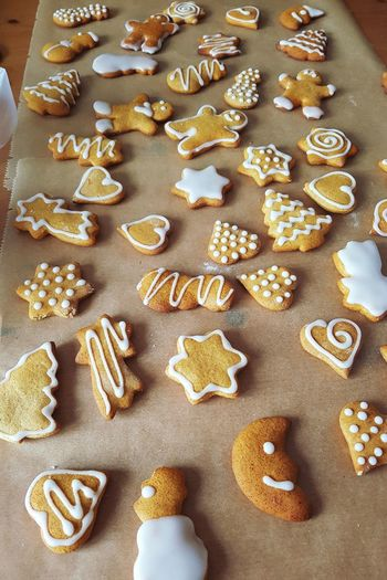 Plätzchen  Lebkuchen Gingerbread Christmas Weihnachen Homemade