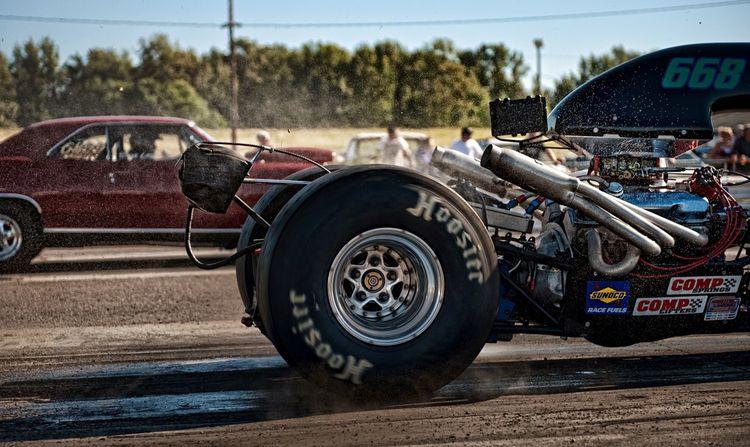 Burnout Dragster Racing Portland Oregon
