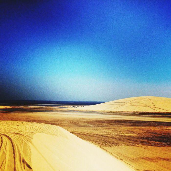 Arabian Desert Sealine Beach Resort Mesaieed Desert Sealine Beach Sealine Qatar Sand Dunes I ❤ Qatar Breathtaking Amazing Check This Out