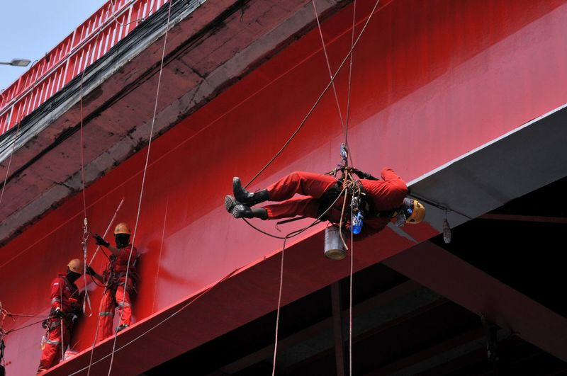 painting Red Acrobat Architecture Astrology Sign Dragon Astrology Rappelling Taurus Maritime Provinces Astronomical Clock Globular Star Cluster Chinatown Chinese Dragon Rock Climbing St. Mark's Square Constellation Sagittarius Rope Climbing Equipment Month Office Building Safety Harness Building Nova Scotia Climbing Rope
