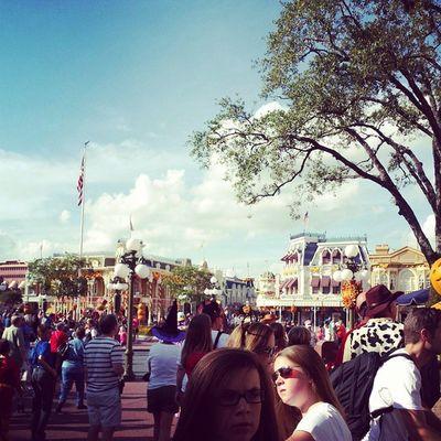 Magickingdom DisneyWorld