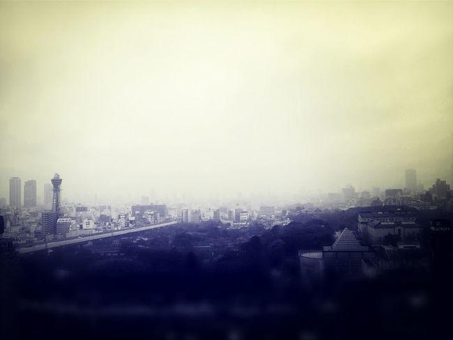 Cloud And Sky 天王寺