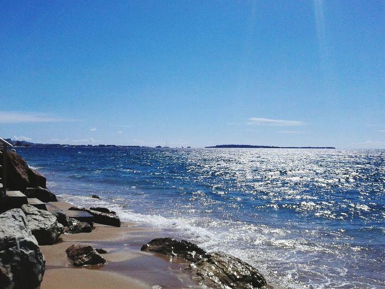 Sea Beach Spiaggia Mare Sole Summer Scogli