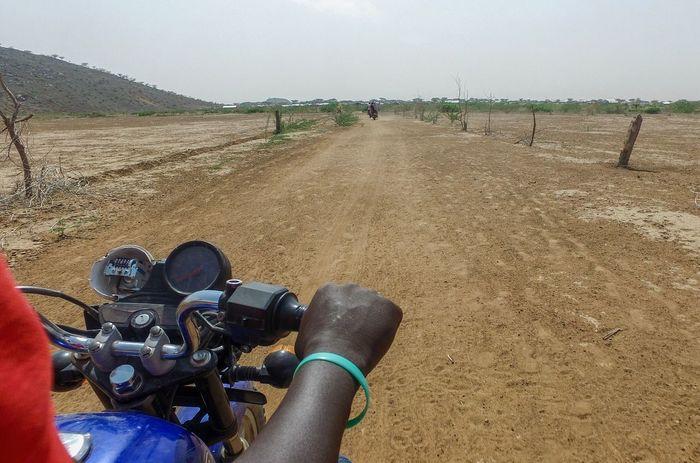 Rider Summer Road Tripping