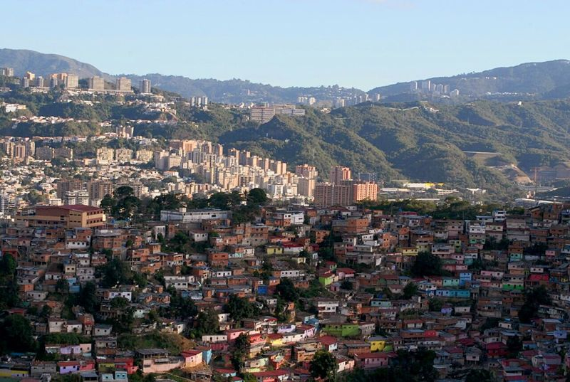 City No People Illuminated City People Day Caracas City Venezuela Construction Industry Architecture Politics And Government Cityscape Business Finance And Industry Social Issues Mountain Town Government Building Exterior Outdoors Built Structure House Urban Skyline History Sky