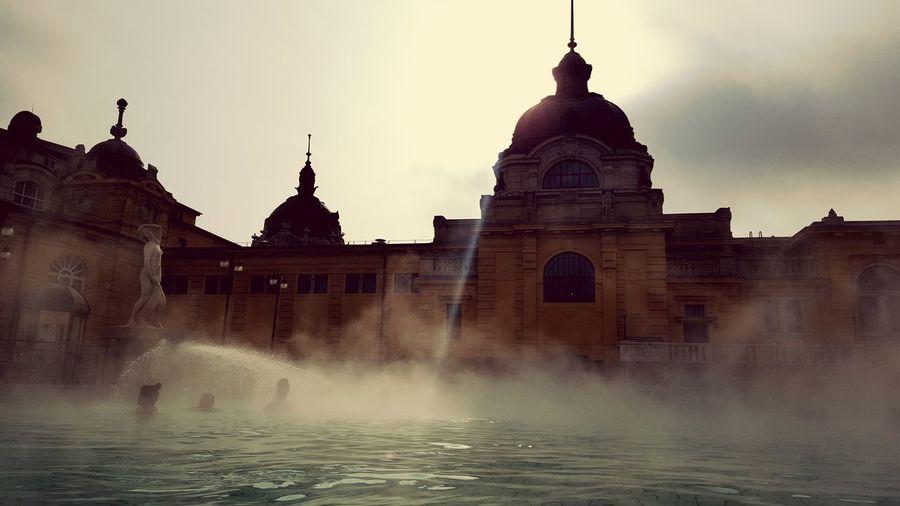 Budapest Szechenyi Szechenyi Bath