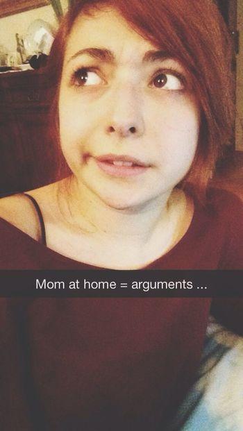 Mom Arguments  :3