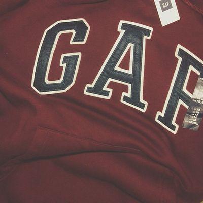 M A R O O N ? Sweatshirt Hoodie Gap Medium - Thank you so much! Hehehe ♥♥????