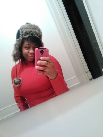 Omw To School Inna Few.  Its Tf Cold