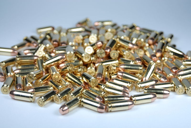 Guns & Ammo 40 Cal 45 9mm Ammo Ammunition Assualt Bullet Bullets Caliber Clip Close-up Deadly Gun Gun Ban Gun Control Gun Laws Lined Up Magazine Many Nra Pile Portrait Protection Self Defense Weapon