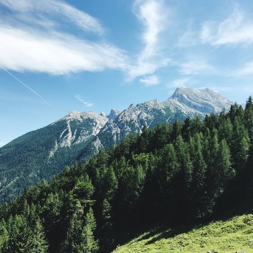 Halsalm Berchtesgaden #alpen #berchtesgaden Mountain Beauty In Nature Nature Sky Scenics Landscape EyeEmNewHere
