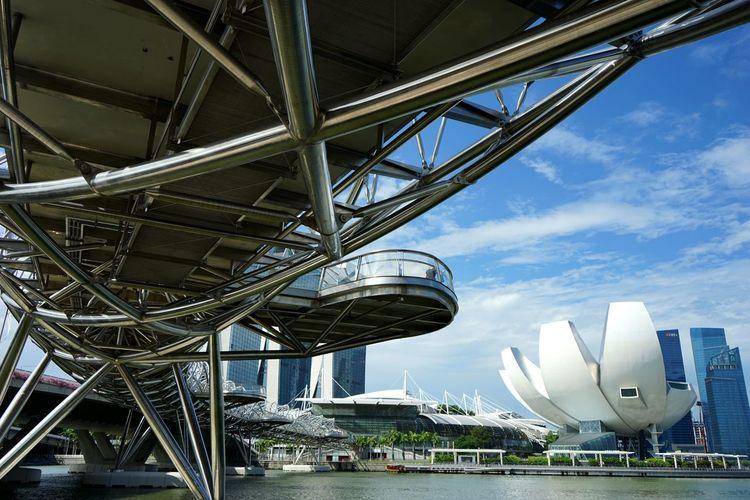 Cityscapes EyeEm Best Shots Shootermag Singapore Blue Skies Landscape