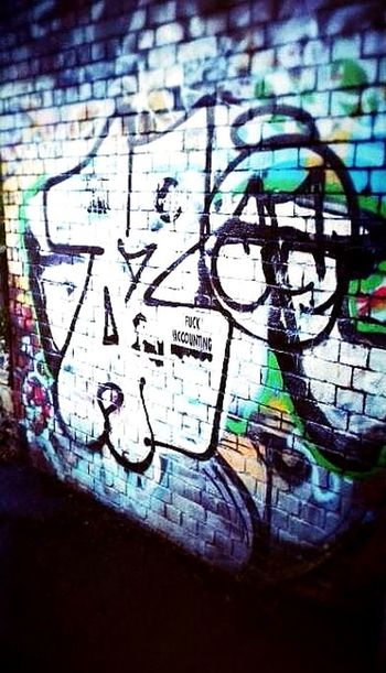 TheOtherDay Wall Art Grafitti Park ✌