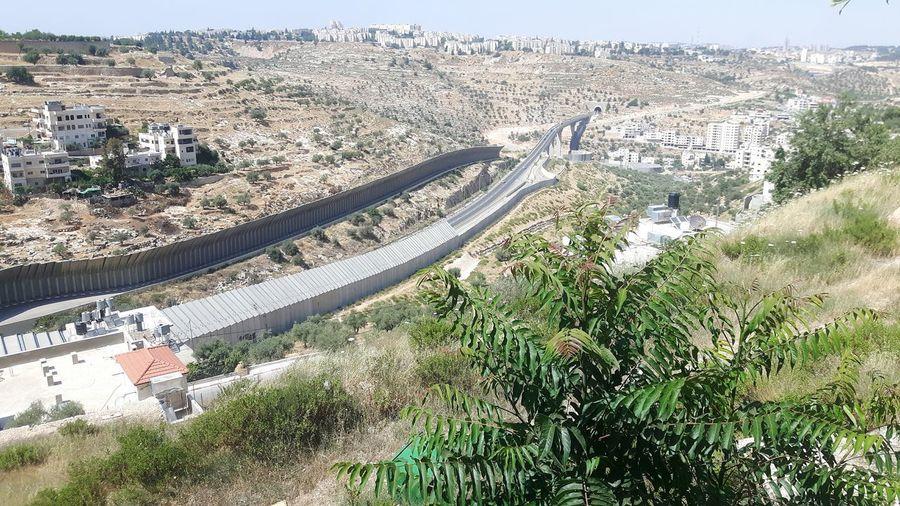 Taking A Stroll Near East Traveling Machrour Valley Palestinian Territory Israel Valley Hiking Palestinian Palestine Machrout Valley West Bank Bayt Dschalla Beyt Jala Beyt Jalla Settlement Wall