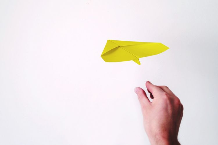 Paper aeroplane Capture The Moment Capturing Movement Capturing Freedom Precision Lemon By Motorola Shaping The Future. Together. Make Magic Happen The Action Photographer - 2015 EyeEm Awards The Moment - 2015 EyeEm Awards Paper View Photographic Memory Photography In Motion Fine Art Photography Break The Mold Paint The Town Yellow