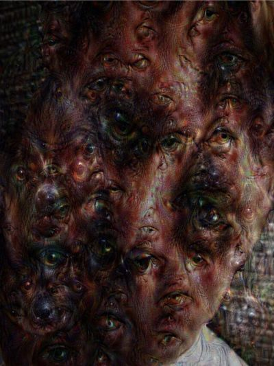 Darkart Abstract Dark Art Dark Photography The Black Lens HDR Occult Surreal Surrealism Selfie