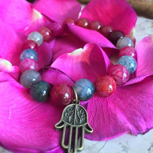 Hasma Jewelry Bracelet Naturalstone
