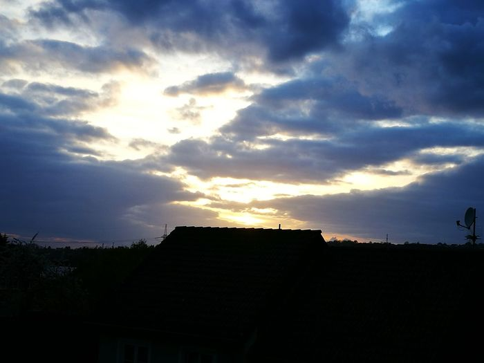Sky, sunset