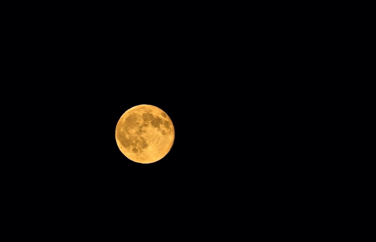 Blue Moon Night Moon Full Moon Astronomy Low Angle View Nature Outdoors No People Beauty In Nature Sky Space Moon Surface EyeEm Best Shots