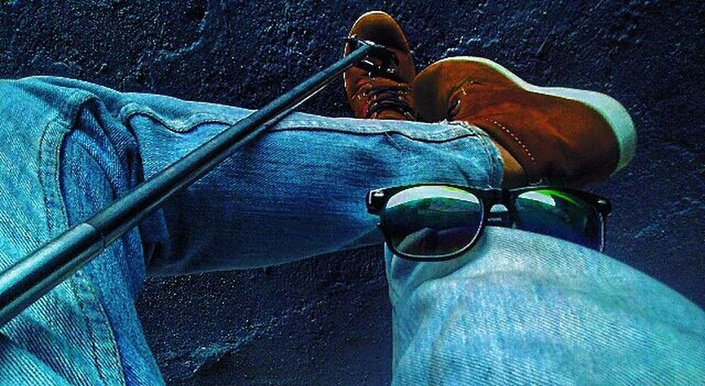 Batas kota. ga membatasi kita buat tetep bersama~ . . . . . Streetmobs Streetphotography Vintage Sebentar2keluar Instagramers Indie Grunge Hipster Tirajeans Glasses Styletanpabatas Anakikutikutan Lfl Fff Instamood Moodygrams Jalanjalanmen Streetstyle Streetfashion