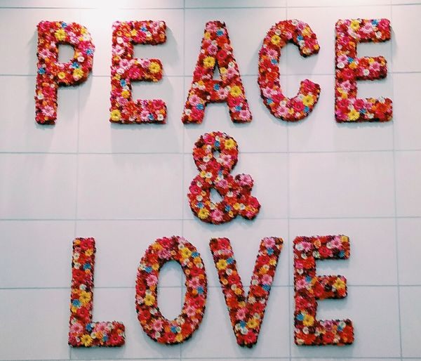 ✌🕶✌ Words Quote Peace Love Peace And Love ✌❤