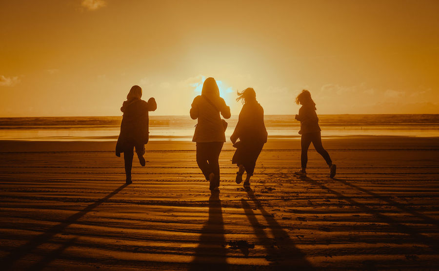 Had a great time to spend time on Foxton Beach with friend. Adult Beach Beauty In Nature Full Length Group Of People Horizon Over Water Land Leisure Activity Lifestyles Nature Orange Color Outdoors Real People Sea Shadow Silhouette Sky Sun Sunlight Sunset Water Women First Eyeem Photo EyeEmNewHere