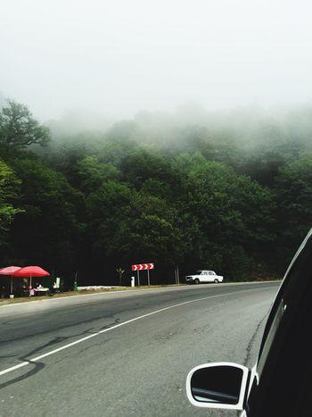 Fog...☁️☁️☁️ Armenia Dilijan