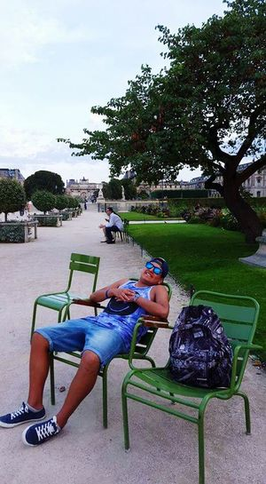 SUMMER 😢 Relaxing Paris, France  Jardins First Eyeem Photo
