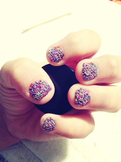 Painting My Nails