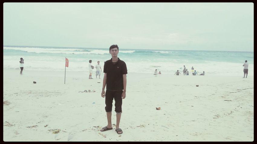 Life Is A Beach Beach Bali, Indonesia Selfportrait