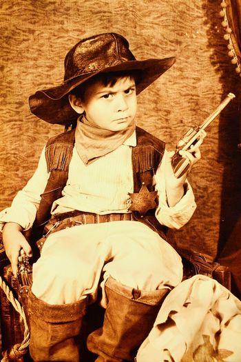 Infancy Cowboy