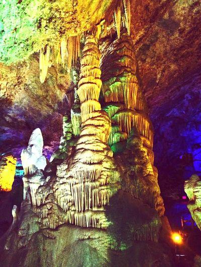 Cockscomb Cave Magical Stones