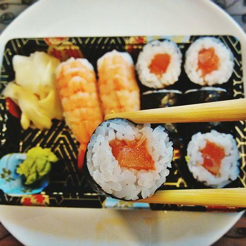 Sushi Japanese Food Asian Food Take Away Uromaki