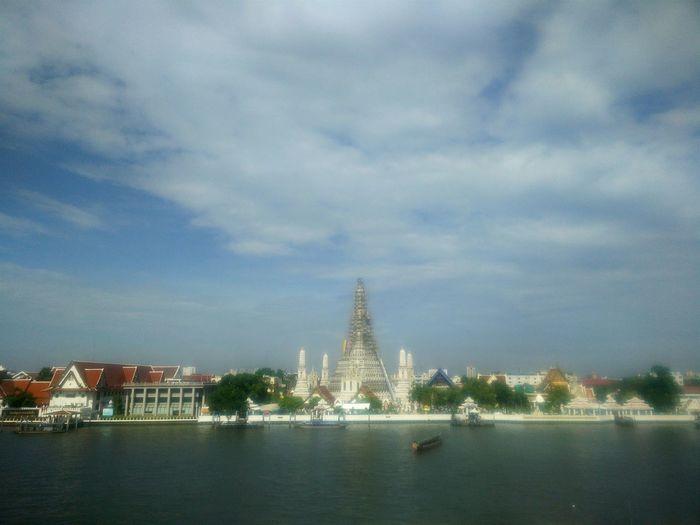 Temple Thailand BKK Watarunbangkok 2016