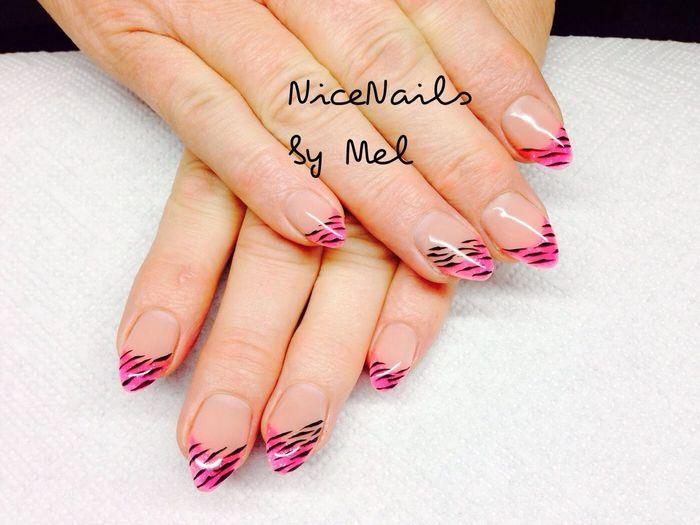 Nails Nägel Gel Nails Gelnägel