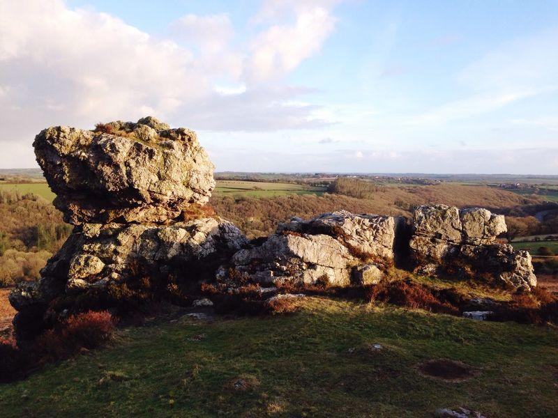 Landscape Mountains Rock Pembrokeshire
