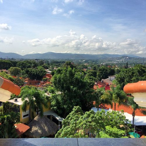 Holiday Inn Hotel Hotel View Cityscapes Pool Swimming Pool Restaurant Vacation Cuernavaca Vacation Time