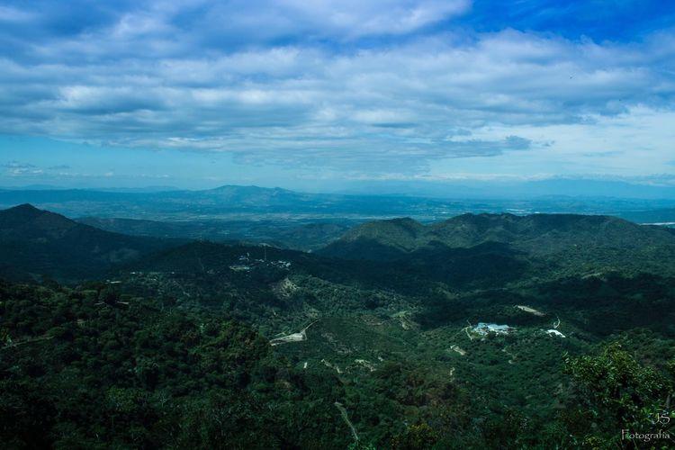 Beauty In Nature Sky Landscape Mountain Outdoors Cloud - Sky Montañas❤ Filtered Landscape ElSalvador  Elsalvadorimpresionante Comasagua EyeEmNewHere